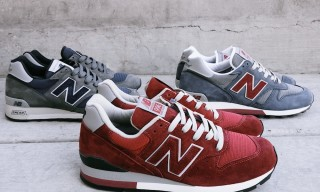 New Balance Made in USA Fall/Winter 2012 Preview