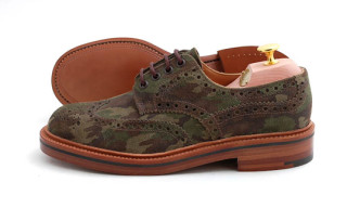 Nick Wooster x Leffot Camo Shoe Collection