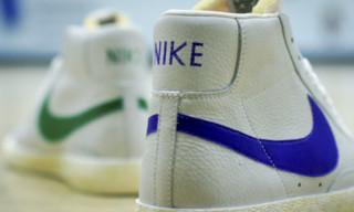 Nike Sportswear Blazer Vintage Premium – size? exclusive