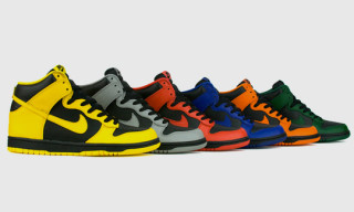Nike Dunk High 'March Madness' Pack