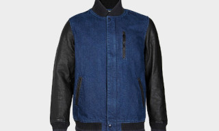 Nike Sportswear Selvedge Denim Destroyer Jacket