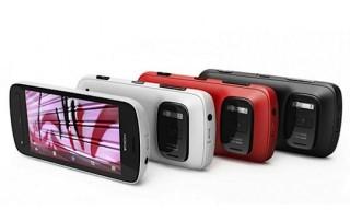 Nokia 808 PureView Phone w/ 41MP Camera