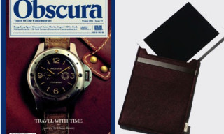 Obscura Magazine Winter 2011 Issue