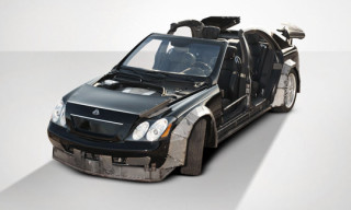 Kanye West and Jay-Z to Auction Off Ruined Maybach from 'Otis' Video