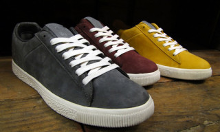 Puma x Undefeated Clyde Stripe-Off 3M Pack Spring 2012