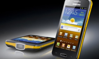 Samsung Galaxy Beam – Projector Phone