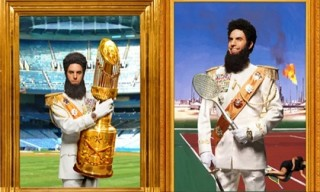 """The Dictator"" – Portraits"