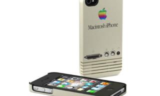 Original Macintosh, iMac and 1st Gen iPod iPhone 4 Cases