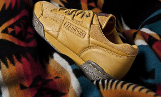 Shoe Gallery x Reebok Workout 25th Anniversary