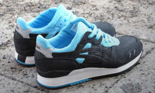 Solebox x Asics Gel Lyte 3 Preview