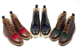 Standard x Mark McNairy Brogue Boots
