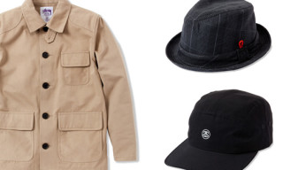 Stussy Deluxe Spring 2012 Collection – First Releases