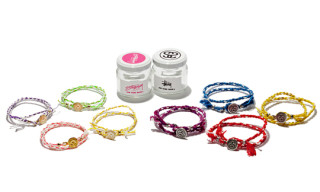 Stussy x Jam Home Made Rope Bracelets