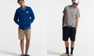 Stussy Spring 2012 Men's Lookbook