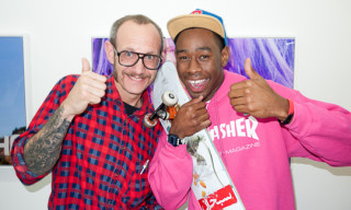 Terry Richardson 'Terrywood' Exhibition Opening Recap with Paris Hilton, Lindsay Lohan, Tyler The Creator