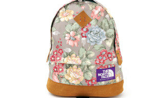 The North Face Purple Label Flower Print Luggage Collection