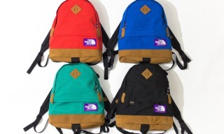 The North Face Purple Label Spring 2012 Bag Collection