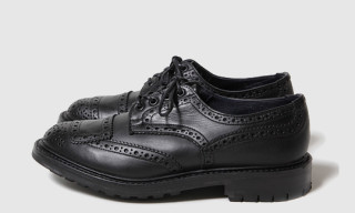 nonnative x Tricker's Rider Shoes