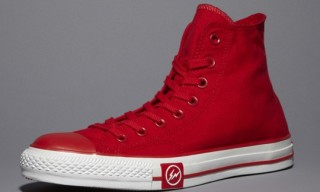 Undefeated x fragment x Converse Chuck Taylor All Star – Release Info