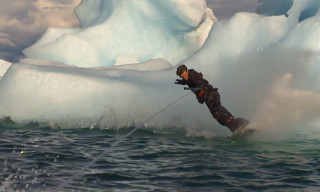 Video: Alaska Wakeboarding