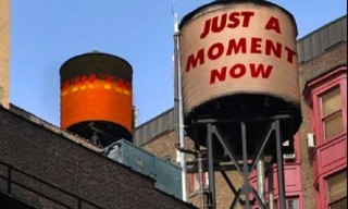 The Water Tank Project – Ed Ruscha, Marilyn Minter, Jay-Z and Others
