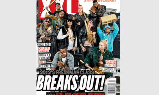 XXL Magazine 2012 Freshman Class Announcement and Cover