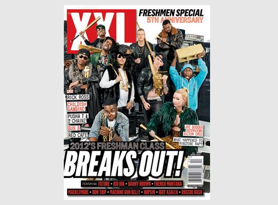 Xxl magazine freshman 2012 xxl magazine 2012 freshman class