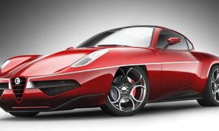 2012 Alfa Romeo Disco Volante