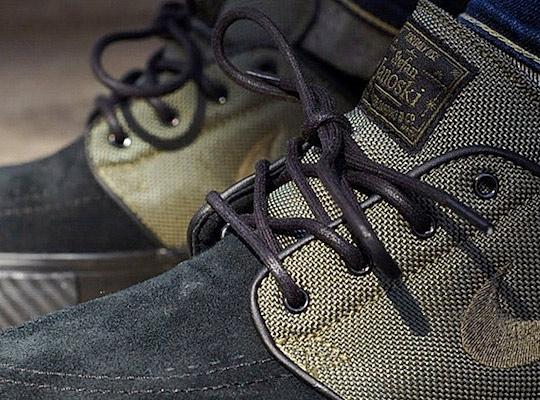 8FIVE2 x Nike SB Stefan Janoski Premium QS Highsnobiety high-quality ... c07be508d
