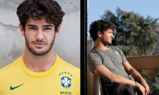 Alexandre Pato – Nike Sportswear Brasil Collection