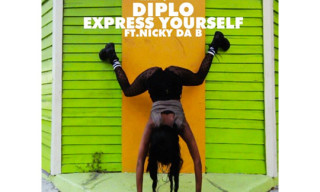 Music Video: Diplo – Express Yourself (ft. Nicky Da B)