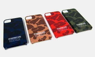 Distinct Life x Case-Mate iPhone 4S 'Barely There' Camo Cases