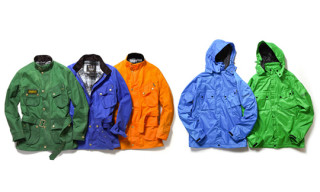Barbour Biker Jacket Colors Collection