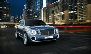 Bentley EXP 9 F All-Wheel Drive SUV Concept Car