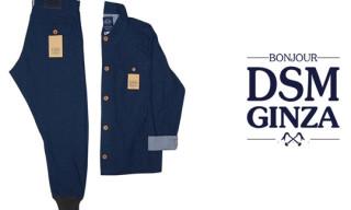 Bleu de Paname for Dover Street Market Ginza