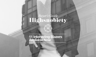 Buyers Guide: 11 Interesting Blazers Available Now