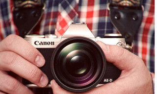 Canon AE-D Mirrorless Camera System Concept
