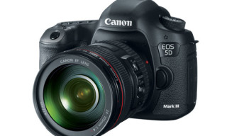 Canon EOS 5D Mark III Digital SLR Camera – Official Release