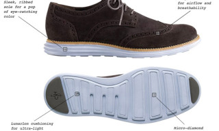 Cole Haan LunarGrand Wingtip Available Online