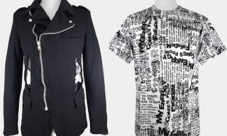 """Comme des Garçons Homme Plus """"Tailoring for Punks"""""""