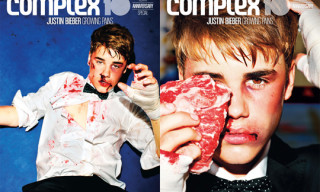 Complex Magazine Beats Up Justin Bieber
