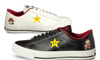Converse One Star Super Mario Bros. OX – A Detailed Look