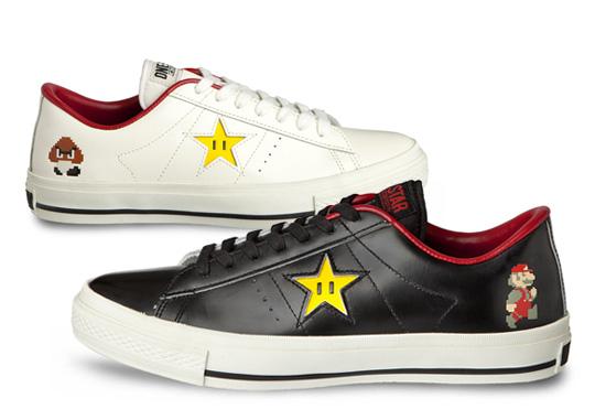 converse one star mario