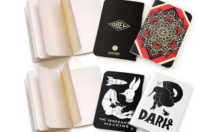 CS Editions Notebooks by Shepard Fairey and Parra