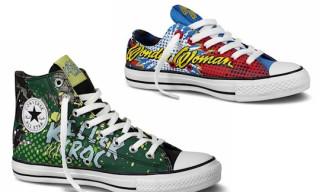 DC Comics x Converse Chuck Taylor All Star Spring 2012