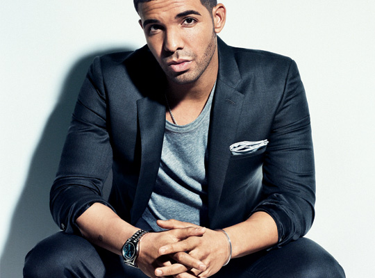 drake on gq style april 2012 cover