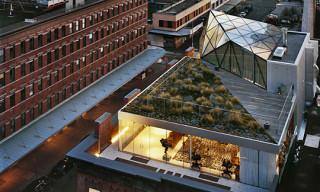 Visit Diane von Furstenberg's Glass Penthouse in NYC