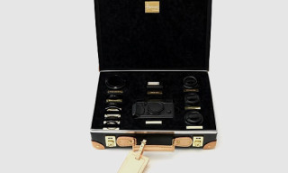 Fujifilm x Globe-Trotter X-Pro1 Limited Edition Suitcase