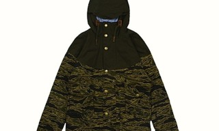 Heritage Research North Woods Camo Parka