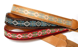 hobo Jacquard Tape Camera Straps